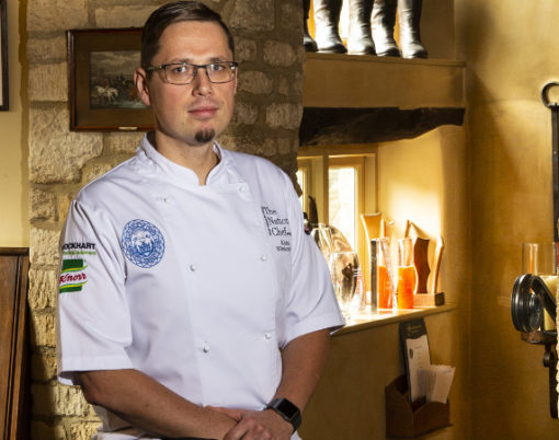 Kuba Winkowski - Head Chef The Feathered Nest
