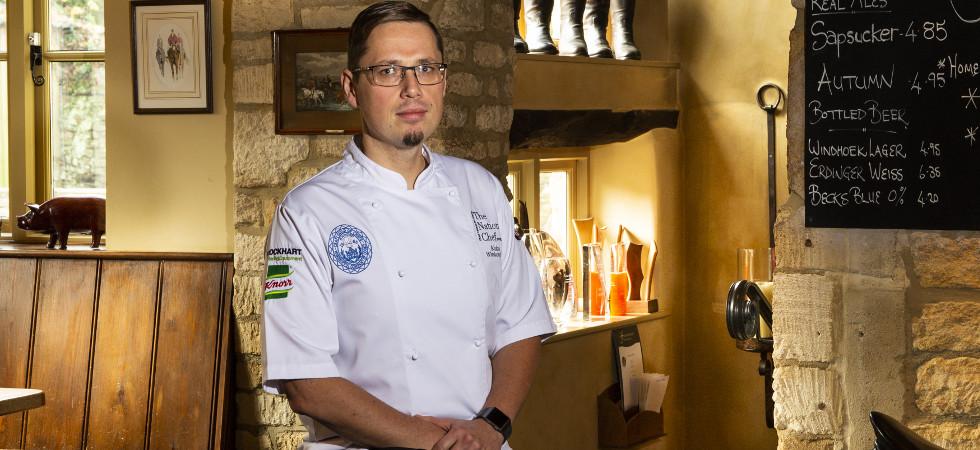 Kuba Winkowski - Head Chef The Feathered Nest