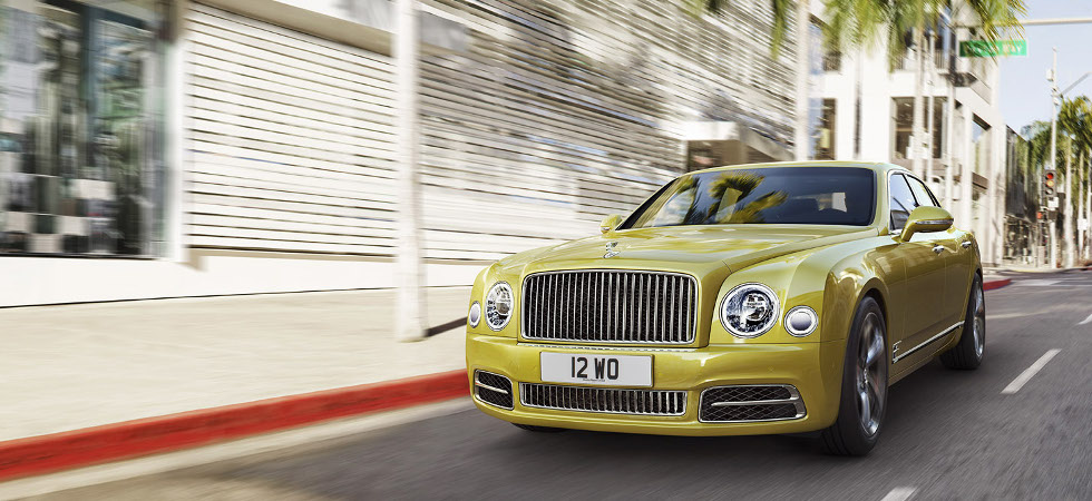 Test drive: Steve Berry reviews the Bentley Mulsanne Speed
