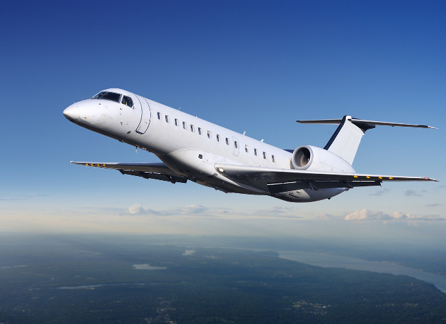 The most popular business aviation routes in Brazil