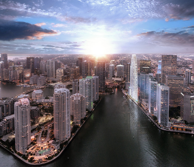 Aston Martin Residences Miami takes the art of living to new heights