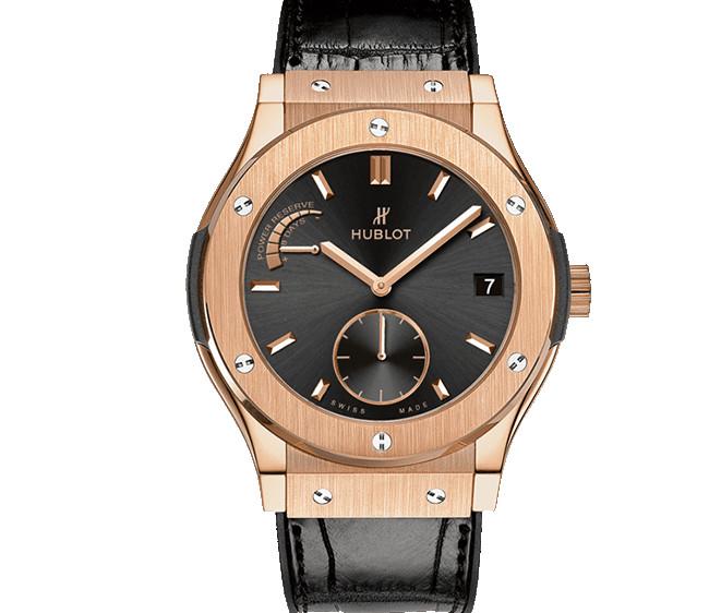 (Source: Watches of Switzerland - Hublot - Classic Fusion Power)