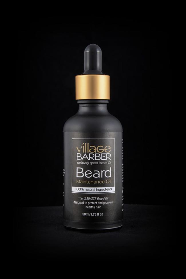 Leading British barber launches luxury beard grooming range