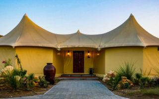 Dunes by Al Nahda in Barka