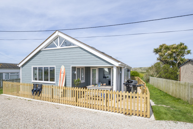 Review: Skylark Beach House, Gwithian Towans in Cornwall