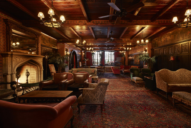 Hotel Review: The Bowery Hotel, New York in the USA