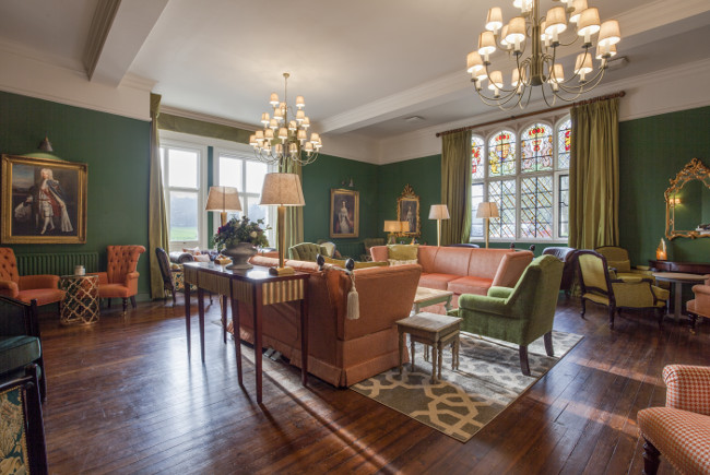 Hotel Review: Burley Manor, Ringwood in Hampshire