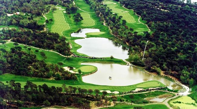 PGA Catalunya Golf Course, Spain