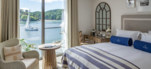 Salcombe Harbour Hotel, Devon.