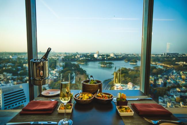 Hotel Review: Conrad Bengaluru, Bengaluru in India