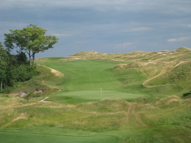 Whistling Straits Golf Course, Wisconsin