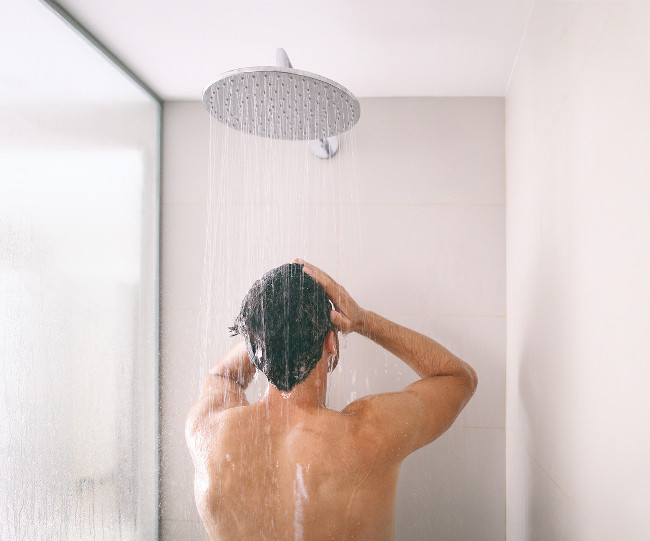 How to take a perfect shower, according to the experts
