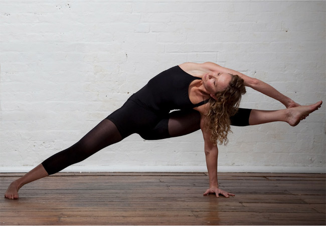 Talking yoga with Michele Pernetta, founder of Fierce Grace in London