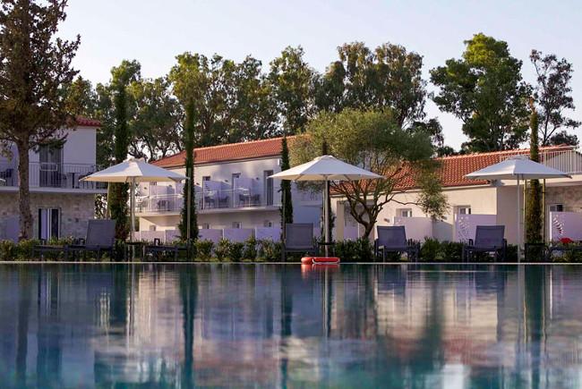 Hotel Review: Mark Warner Paleros Beach Resort, Paleros in Greece