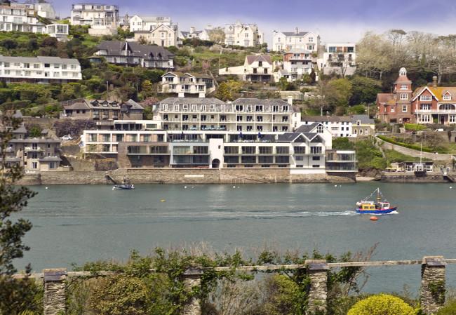 Salcombe Harbour Hotel, Devon.