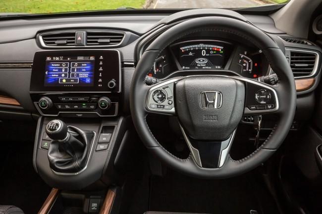 2018 CR-V 1.5 i-VTEC Turbo