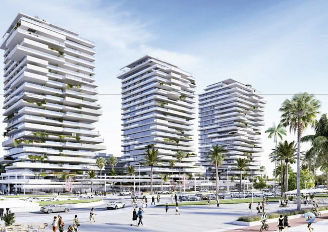 Picasso Towers Malaga