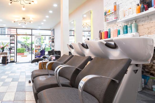Salon Review: HK London, Chelsea in London