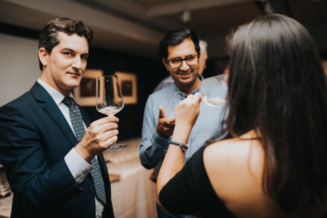 Talking fine wine with OenoTrade's Olivier Gasselin