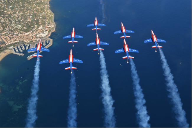 Enjoy an Indian summer in Saint Tropez