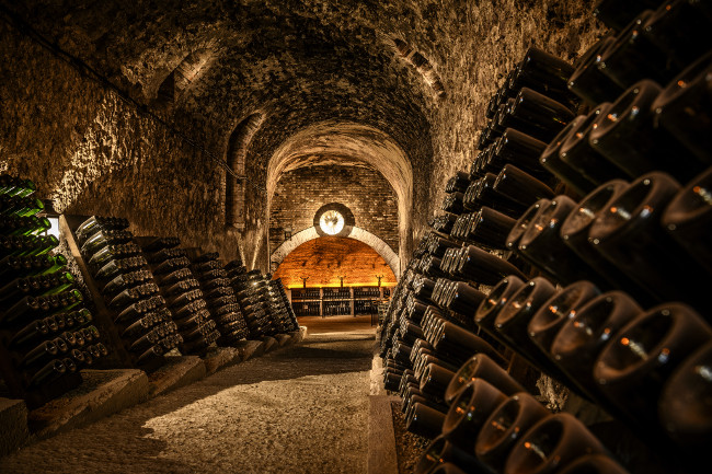 Clos des Goisses: Champagne or fine wine?