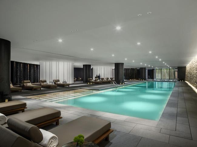 Swimming Pool_MI XUN_The Middle House