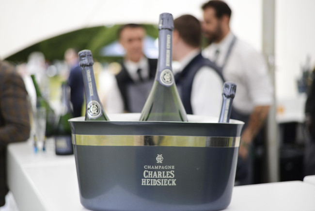 Champagne, cars and palace picnics at Concours of Elegance