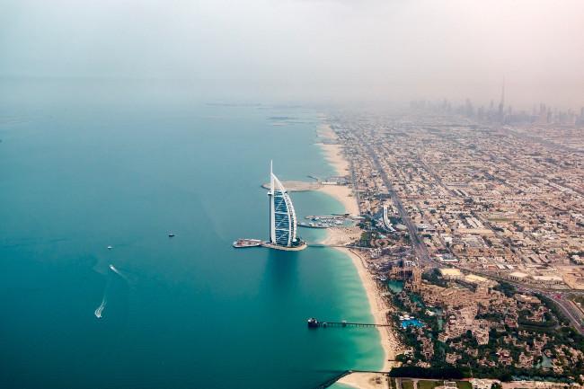 The Burj-al-Arab