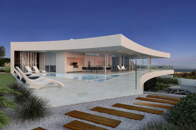 Luxury Property Show, Praia da Luz, Algarve, Portugal
