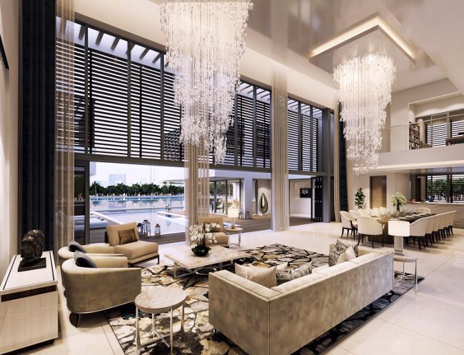 Luxury Property Show, Dubai Water Canal, Dubai