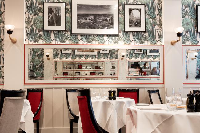 Restaurant Review: Franco's, 61 Jermyn Street in London