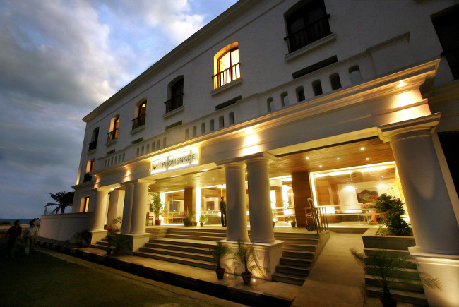 Hotel Review: The Promenade, Pondicherry in India
