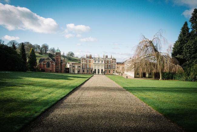 Hotel Review: Hawkstone Hall and Gardens, Shrewsbury in Shropshire