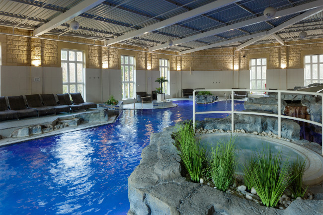 Win a luxury spa break for two at an Almarose hotel