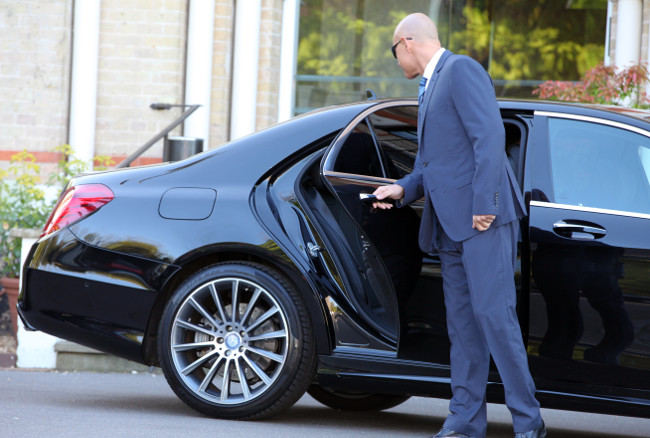 Your Bentley has arrived: How an 'Uber' for the elite is driving the chauffeur industry forward