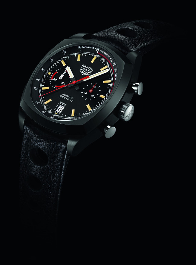 Meet: TAG Heuer Heritage Monza Calibre 17 Watch
