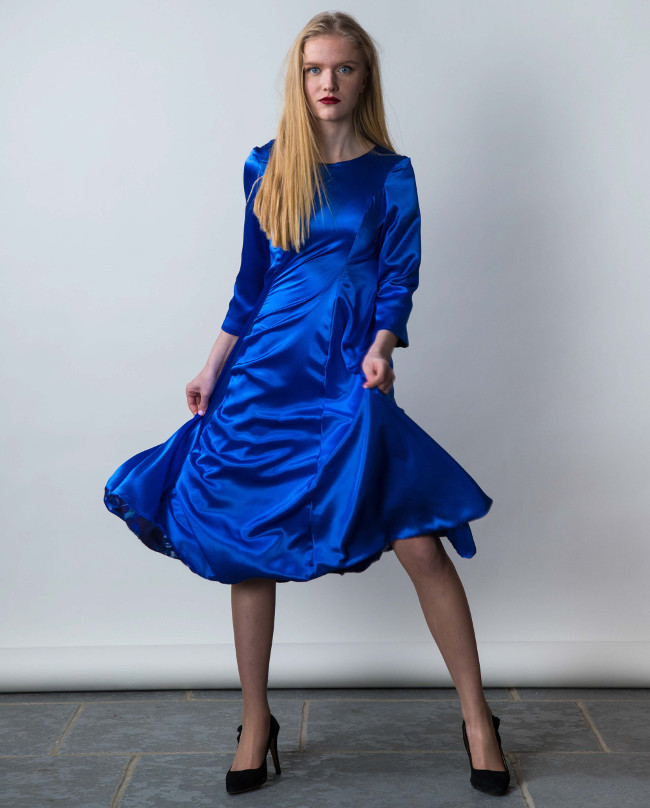 Reversible value: Introducing luxury womenswear label Isabel Manns
