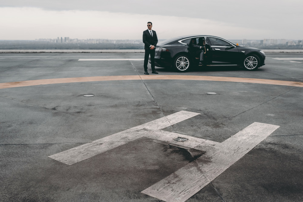 Why high net worth individuals need close protection