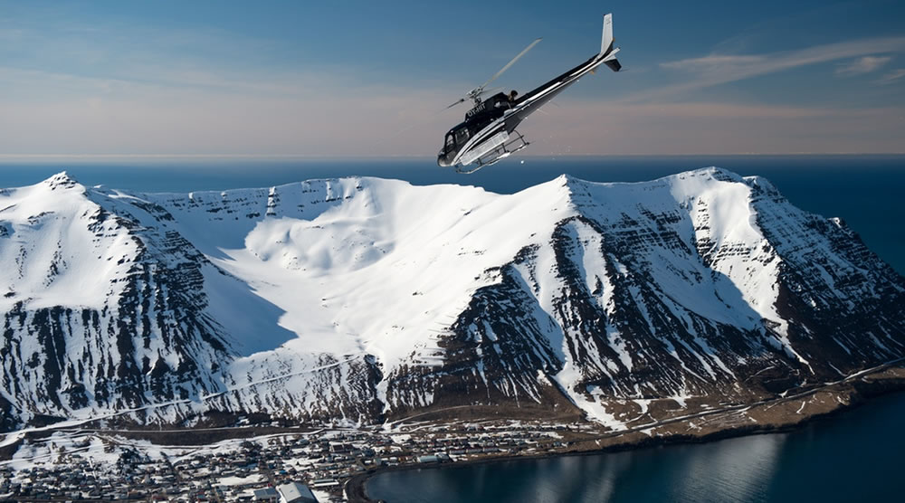 Deplar Farm Heli-Skiing