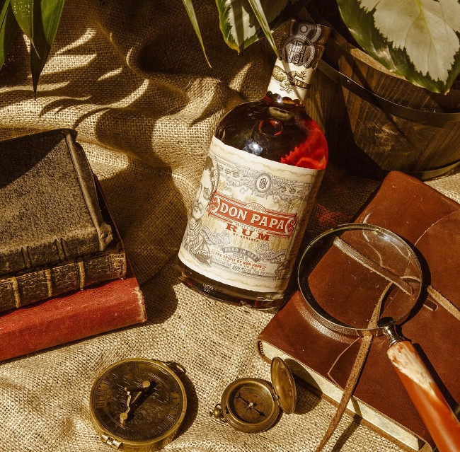 Talking rum with expert mixologist Alex Morrell of Don Papa Rum