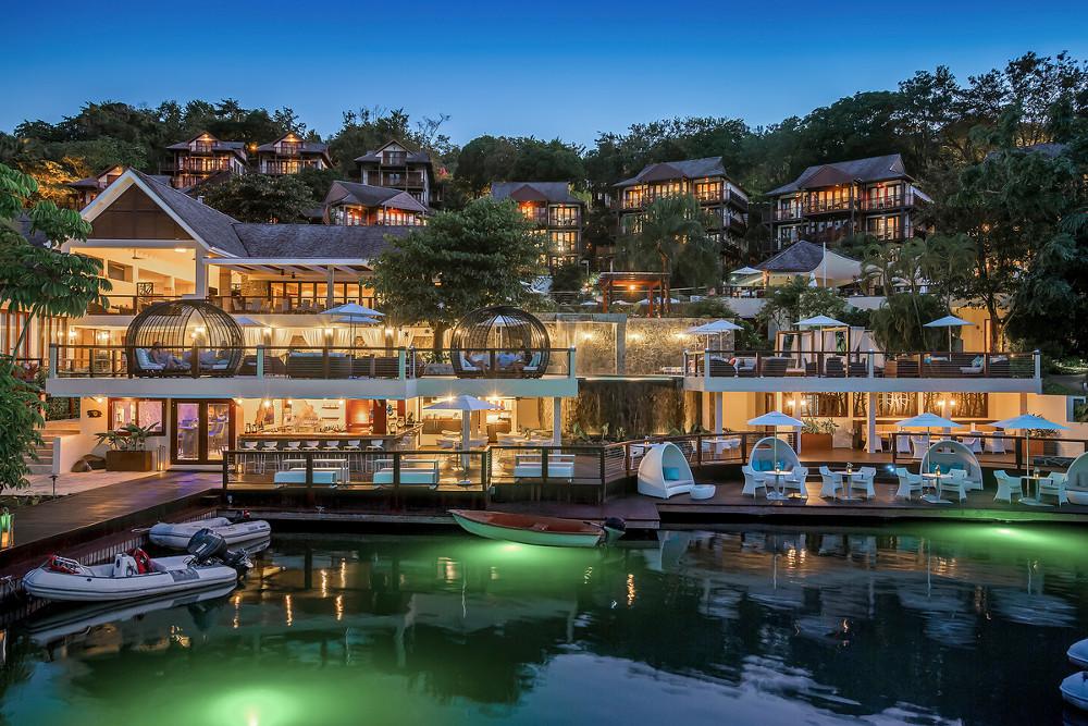 Hotel Review: Marigot Bay Resort and Marina, St Lucia