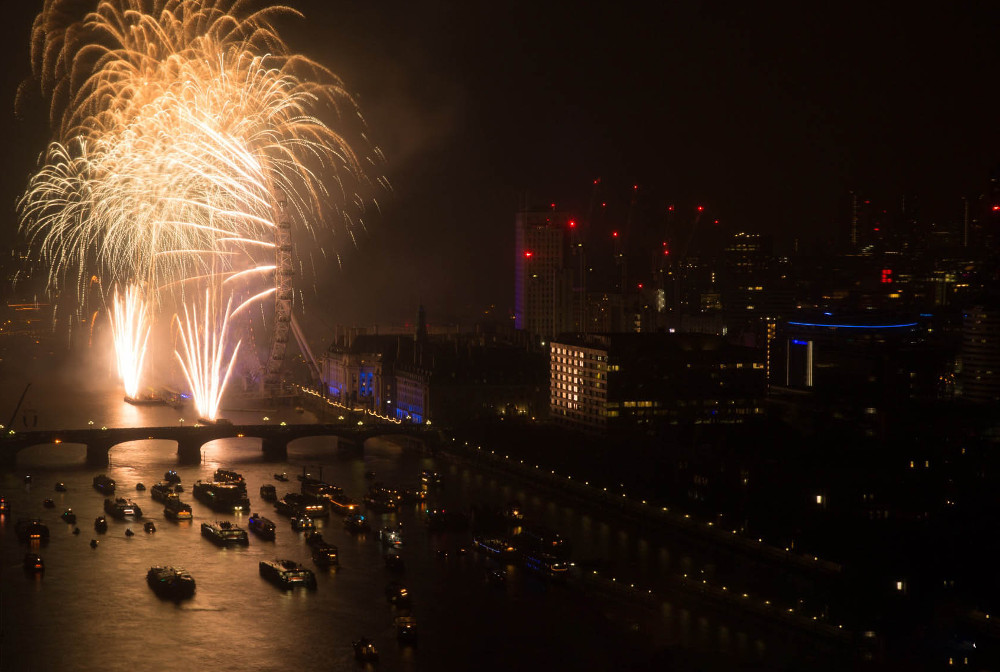 New Year's Eve in London: 5 ways to celebrate in style