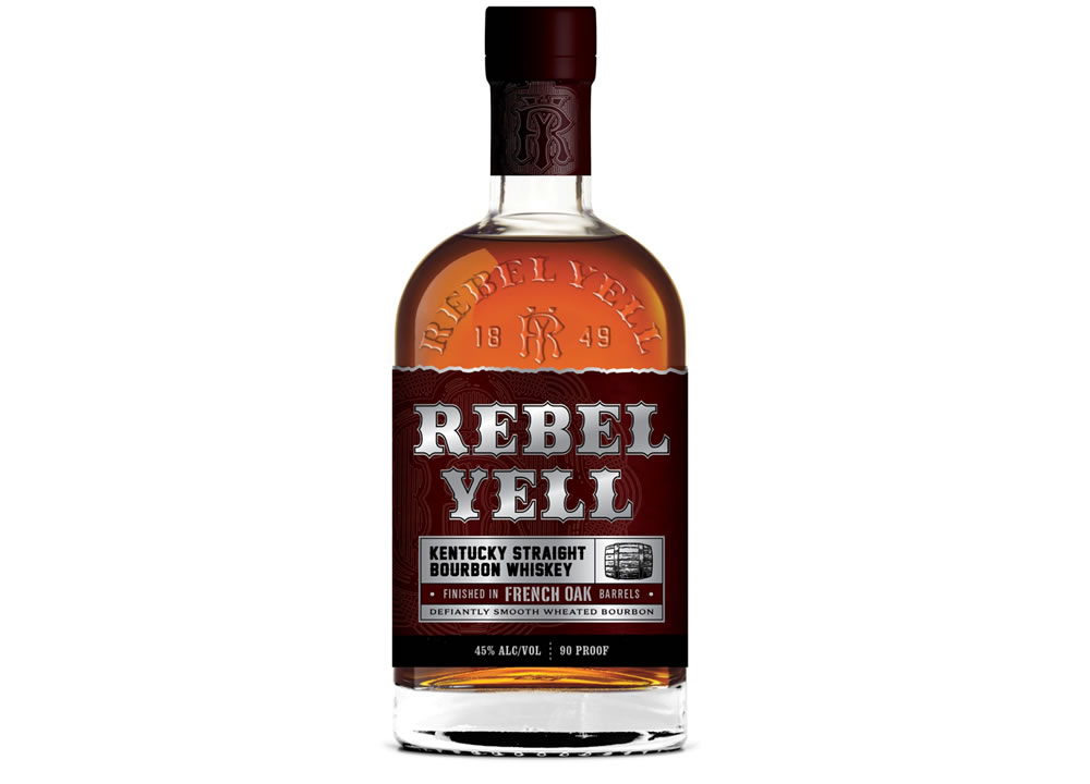 Rebel Yell - French Barrel Special Finish