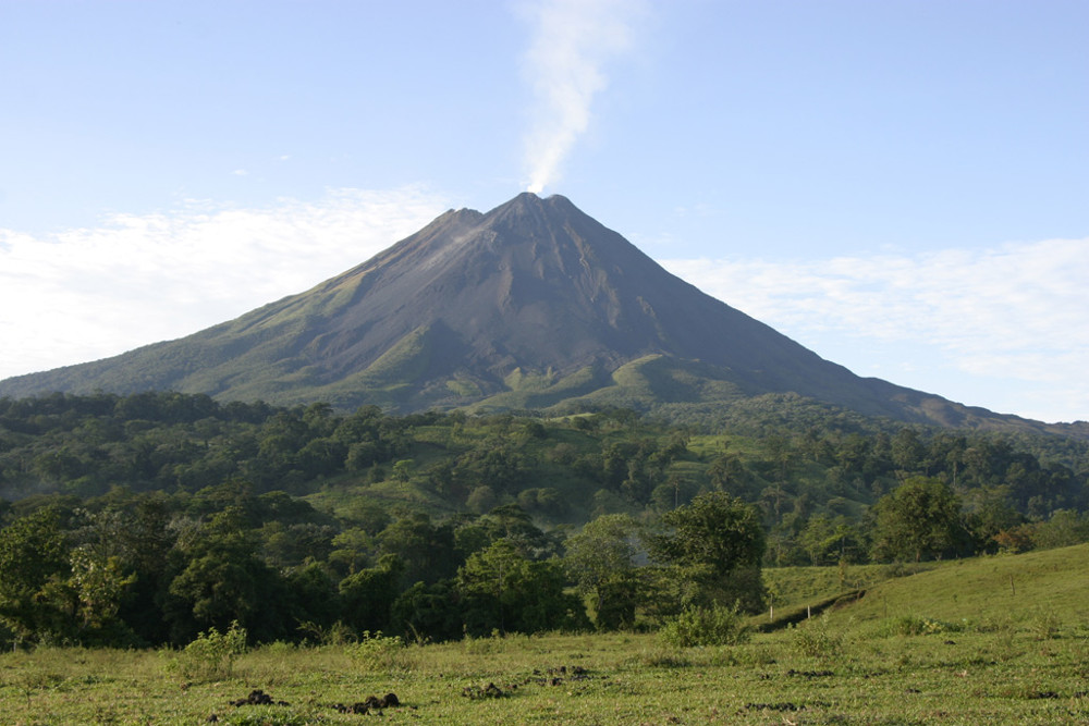 The top 7 most stunning volcanoes in the world