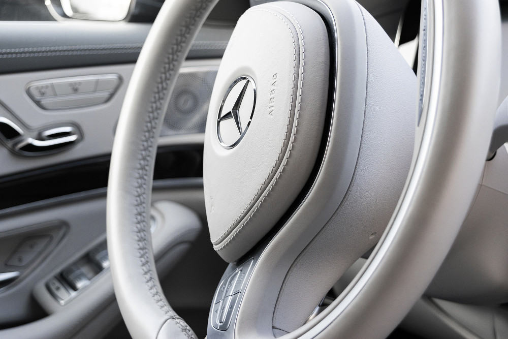 How has luxury technology developed in the motor industry?