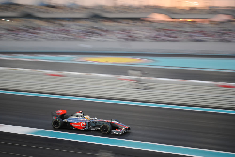 A guide to the lavish hospitality of the Abu Dhabi Grand Prix