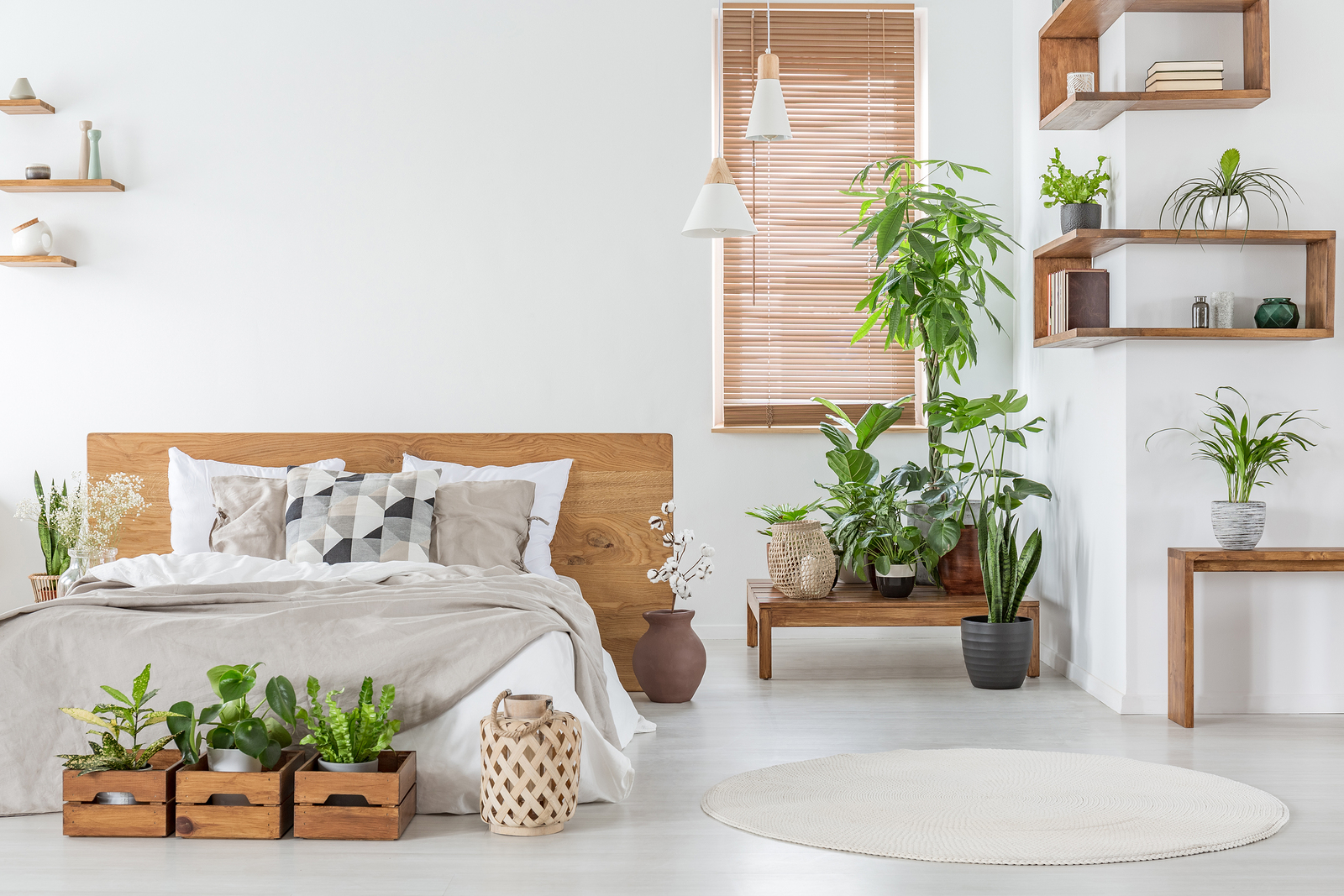 5 things in your bedroom that can improve your sleep