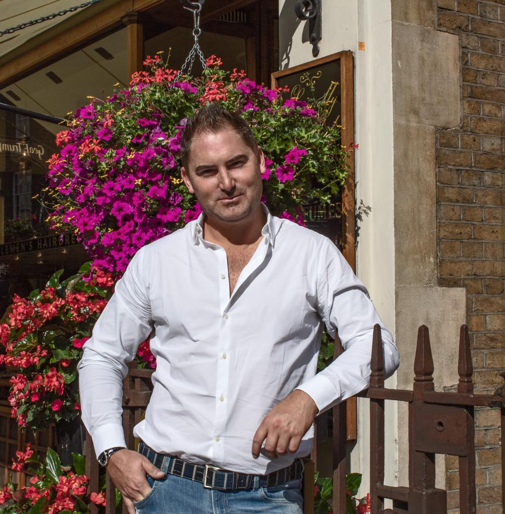 The Luxury Lifestyle List: Matt Haycox, entrepreneur and investor