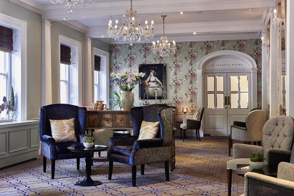 Francis Hotel Bath lounge