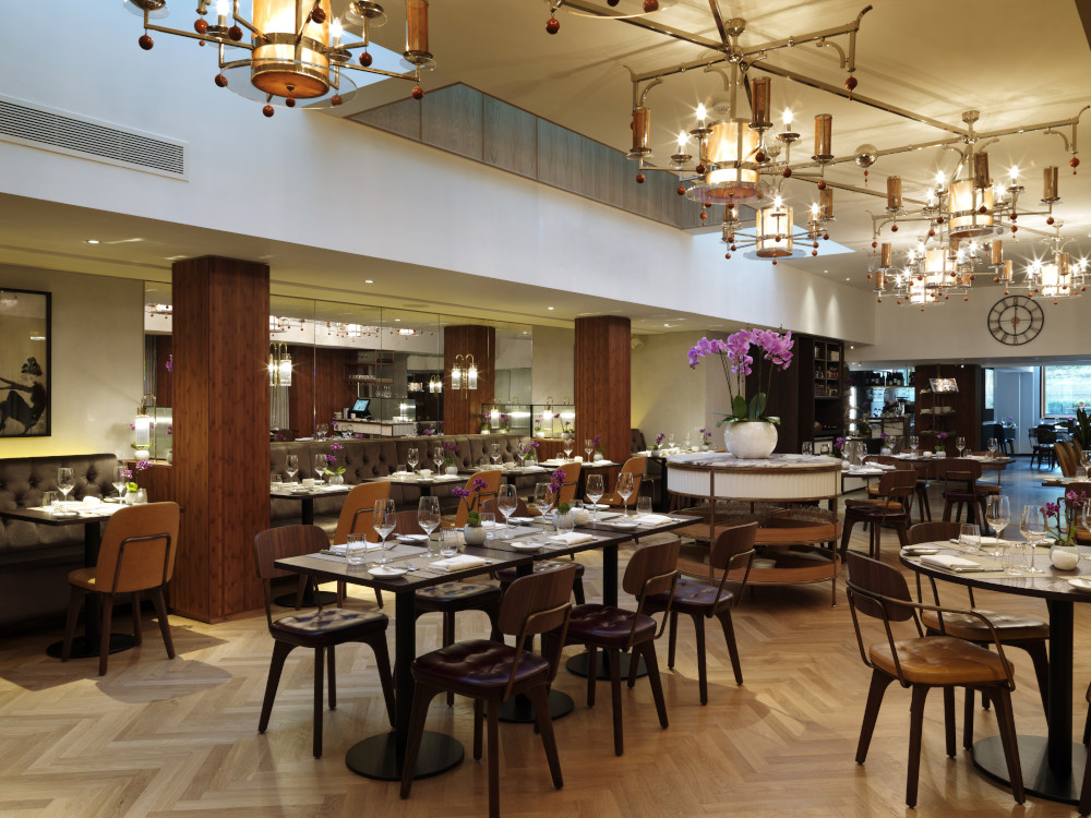 Galvin at The Athenaeum Restaurant Main